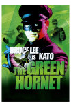 The Green Hornet, UK Movie Poster, 1966 Prints