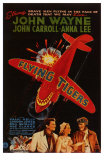 Flying Tigers, 1942 Affiches