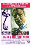 On the Waterfront, Spanish Movie Poster, 1954 Julisteet