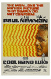 Cool Hand Luke, Australian Movie Poster, 1967 Prints