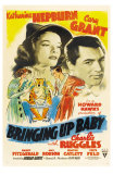 Bringing Up Baby, 1938 Affiches