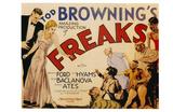 Freaks, 1932 Posters
