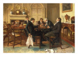 The Cellar&#39;s Best Giclee Print by Walter Dendy Sadler