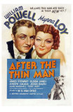 After the Thin Man, 1936 Plakater