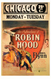 The Adventures of Robin Hood, 1938 Affiches