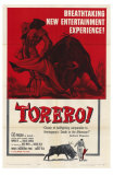 Torero!, 1957 Posters