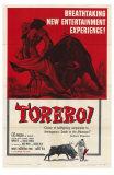 Torero!, 1957 Posters
