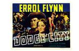 Dodge City, 1939 Posters