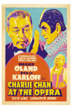 Charlie Chan at the Opera, 1936 Posters
