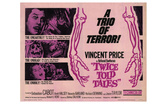Twice Told Tales, 1963 Posters