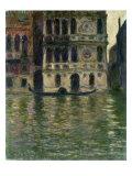 Le Palais Dario, Venise, 1908 Giclee Print by Claude Monet