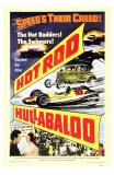 Hot Rod Hullabaloo, 1966 Posters