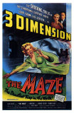 The Maze, 1953 Posters