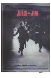 Jules and Jim, Spanish Movie Poster, 1961 Prints