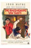 Donovan's Reef, German Movie Poster, 1963 Posters