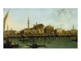 Venice, the Chiesa della Pieta Posters by Giacomo Guardi