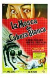 The Fly, Argentine Movie Poster, 1958 Print