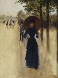 L'Elegante Posters by Jean Beraud