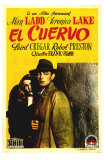 This Gun For Hire, Spanish Movie Poster, 1942 Prints