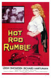Hot Rod Rumble, 1957 Poster