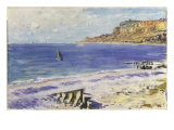 Sainte-Adresse, 1873 Giclee Print by Claude Monet