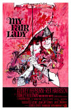My Fair Lady, Belgian Movie Poster, 1964 Posters