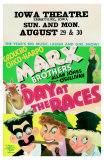 A Day at the Races, 1937 Posters
