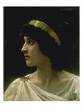 Irene, 1897 Giclee Print by William Adolphe Bouguereau