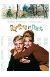 Barefoot in the Park, German Movie Poster, 1967 Prints