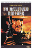 A Fistful of Dollars, Danish Movie Poster, 1964 Posters