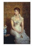 Lady Campbell (Nina Lehmann), 1884 Giclee Print by John Everett Millais