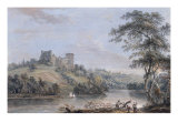 View of Bothwell Castle on the Clyde, Lanarkshire, 1792 Prints by Paul Sandby