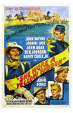 She Wore a Yellow Ribbon, 1949 Poster