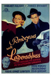 The Shop Around the Corner, German Movie Poster, 1940 Posters