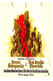 The Dirty Dozen, Belgian Movie Poster, 1967 Prints
