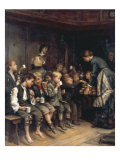 Waifs and Strays, 1882 Giclee Print by Joseph Clark