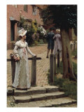 Sally, 1895 Giclee Print by Edmund Blair Leighton
