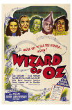 The Wizard of Oz, Australian Movie Poster, 1939 Posters