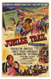 Jubilee Trail, 1954 Posters