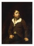 Portrait of Master Cripps, 1806 Giclee Print by John Opie