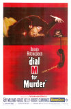 Dial M For Murder, 1954 Posters
