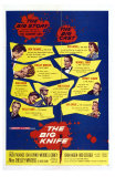 The Big Knife, 1955 Print