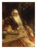 A Boyar at Home Giclee Print by Konstantin Egorovich Makovsky