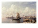 Venice, 1882 Giclee Print by Ivan Konstantinovich Aivazovsky