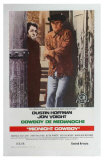Midnight Cowboy, Spanish Movie Poster, 1969 Photo