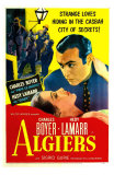Algiers, 1938 Poster