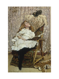 A Rival Attraction, 1887 Giclee Print by Charles Burton Barber