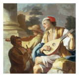 A Concert Giclee Print by Pietro Bardellino