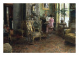 An Afternoon&#39;s Enjoyment, 1912 Giclee Print by Luis Jimenez
