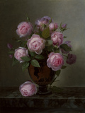 Roman Roses, 1854 Giclee Print by William Hammer